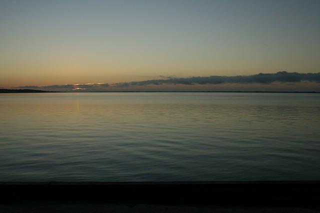 sunrise: September 22, 2012