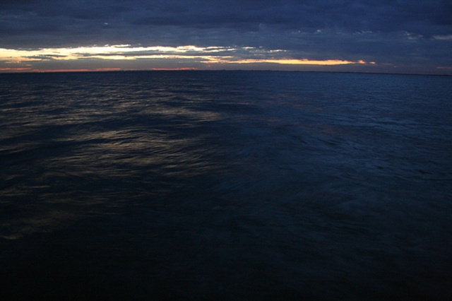 sunrise: November 30, 2009