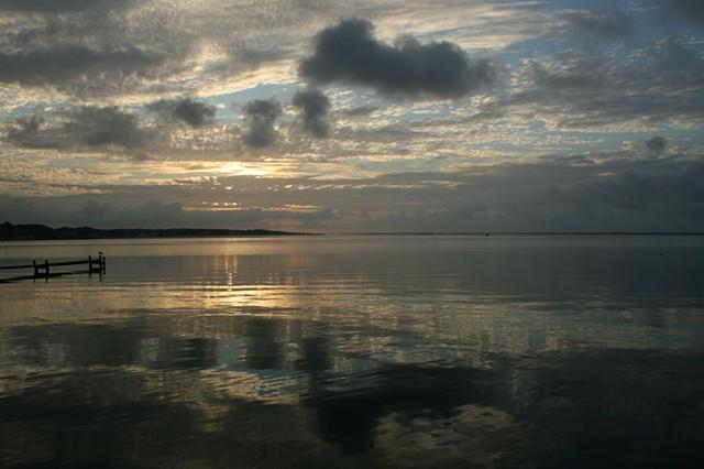 sunrise: August 27, 2012