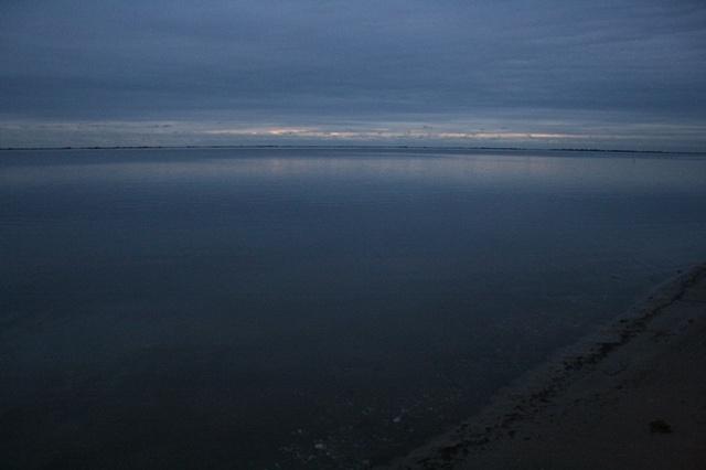 sunrise: January 6, 2010