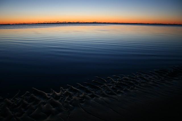 sunrise: December 29, 2011