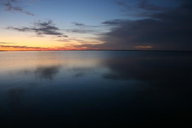 sunrise: September 16, 2010