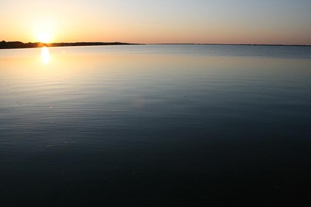 sunrise: May 11, 2010