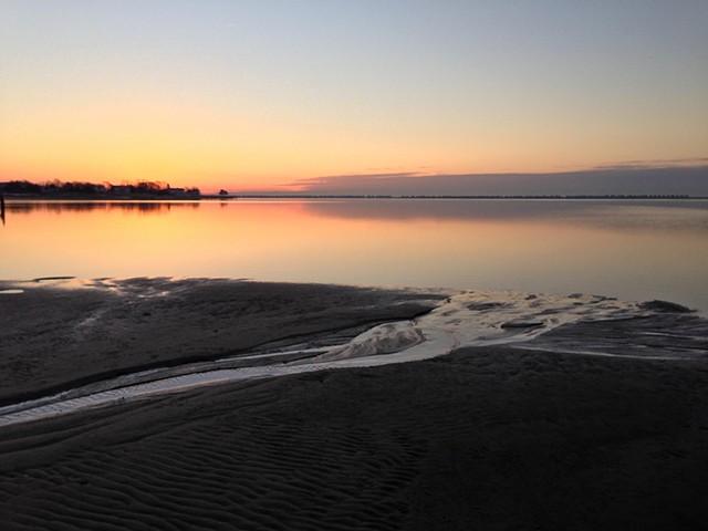 sunrise: February 13, 2013