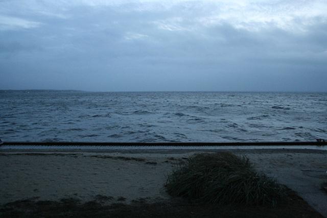sunrise: December 3, 2009