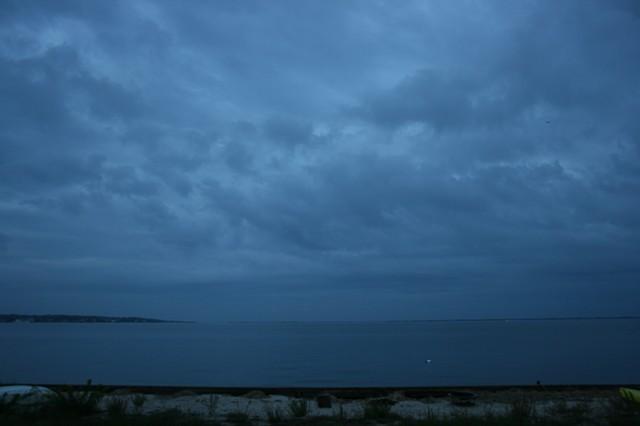 sunrise: September 30, 2012