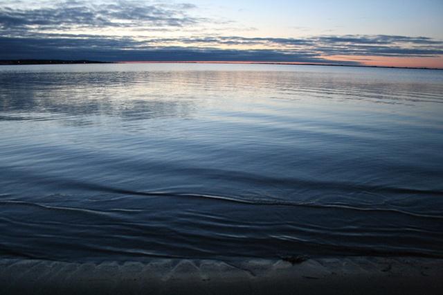 sunrise: April 1, 2010