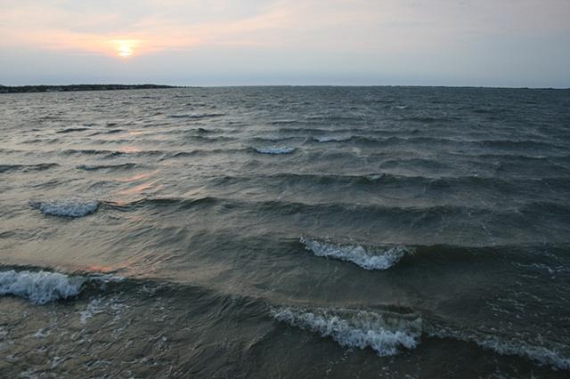 sunrise: April 16, 2010