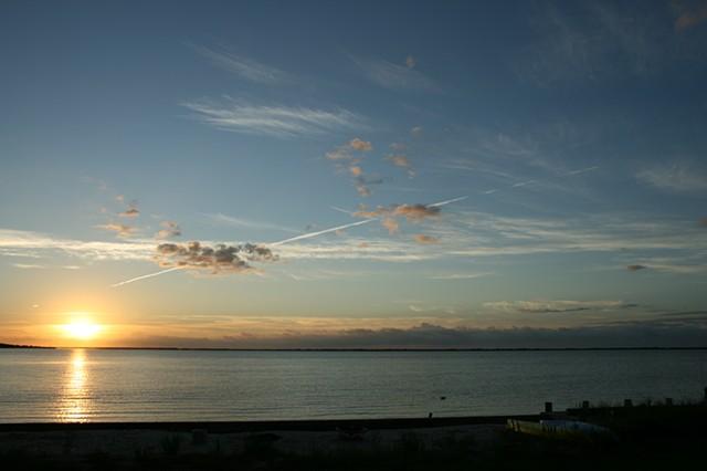 sunrise: September 20, 2012