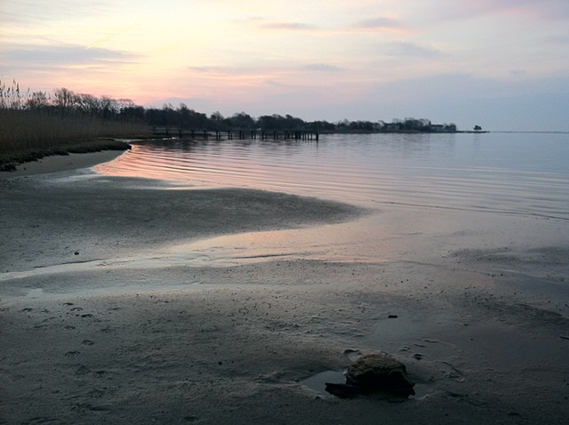 sunrise: April 10, 2013
