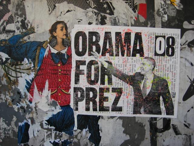 Obama for Prez 08