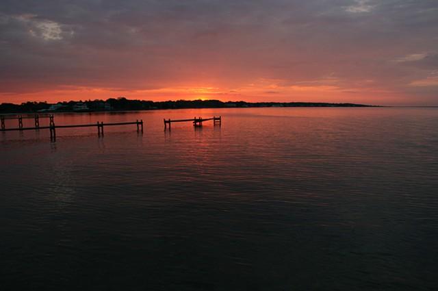 sunrise: June 9, 2012