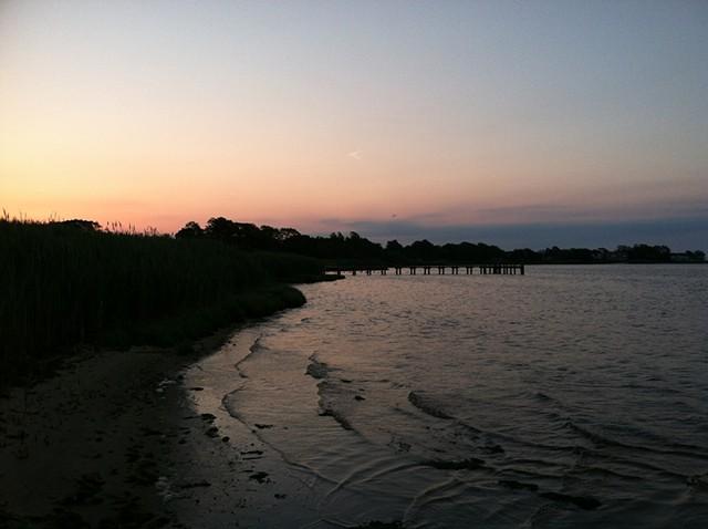 sunrise: June 21, 2013