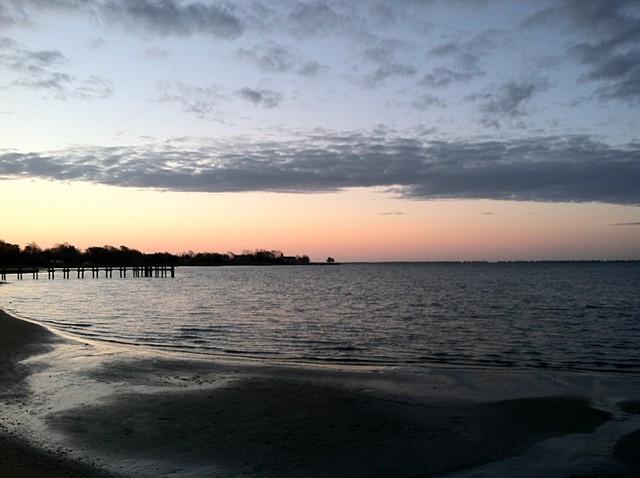 sunrise: April 16, 2013