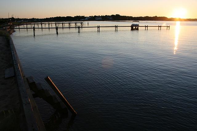 sunrise: July 26, 2010