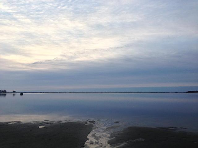 sunrise: January 2, 2013