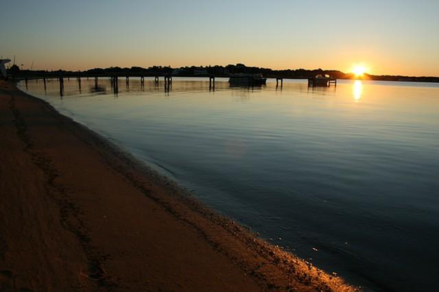 sunrise: July 25, 2012