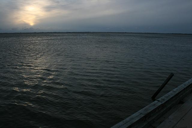 sunrise: December 23, 2010