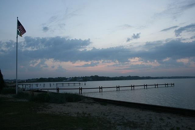 sunrise: June 1, 2010