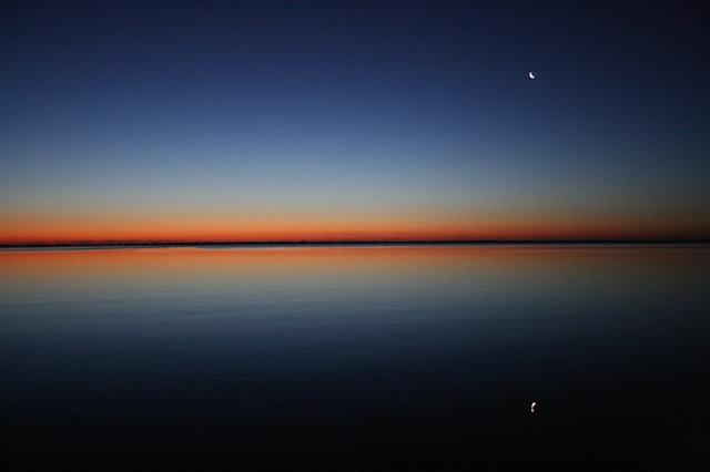 sunrise: January 11, 2010
