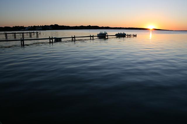 sunrise: September 5, 2010