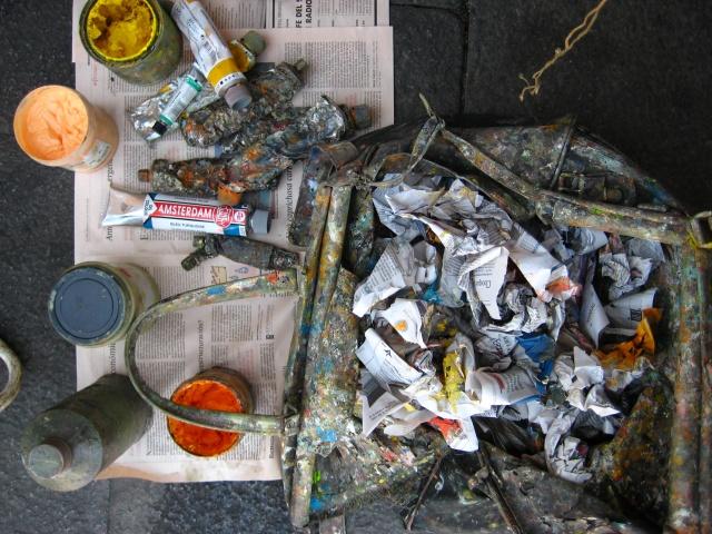 painter's bag