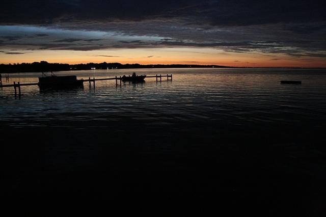 sunrise: July 23, 2010