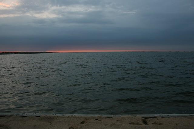 sunrise: May 14, 2011