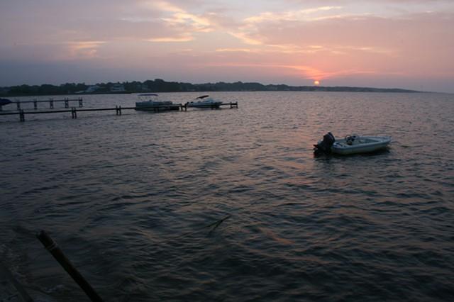 sunrise: August 10, 2012