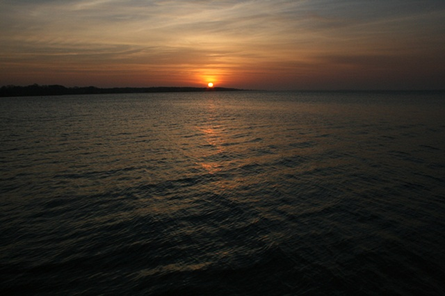 sunrise: April 7, 2010