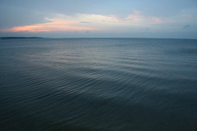 sunrise: June 23, 2012
