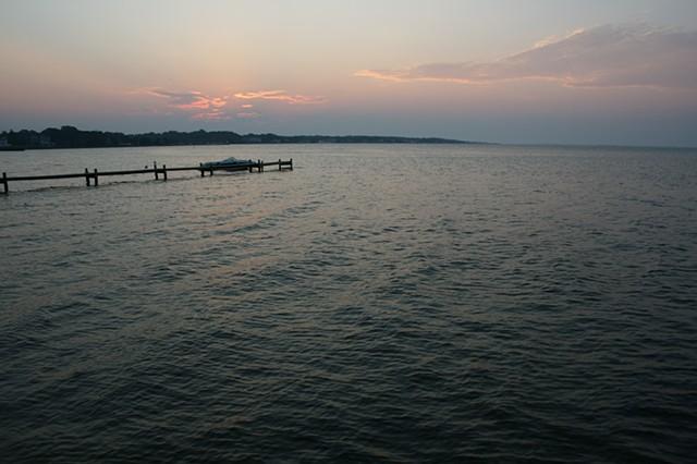 sunrise: July 18, 2012