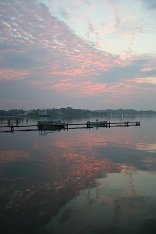 sunrise: July 21, 2010