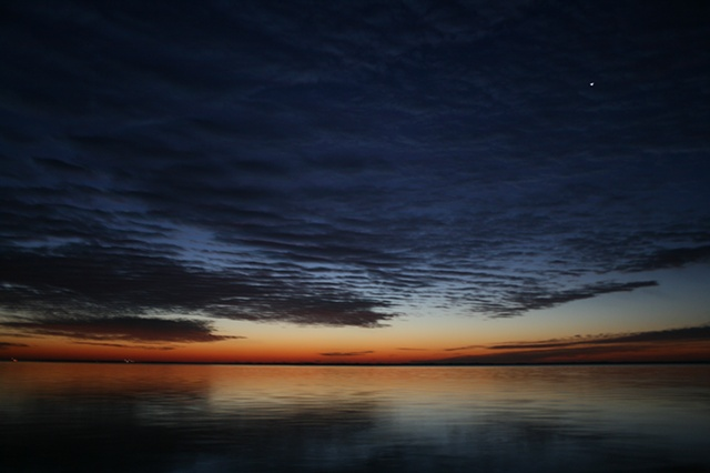 sunrise: January 4, 2011