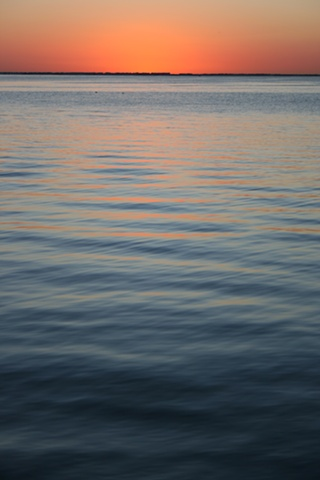 sunrise: October 9, 2010