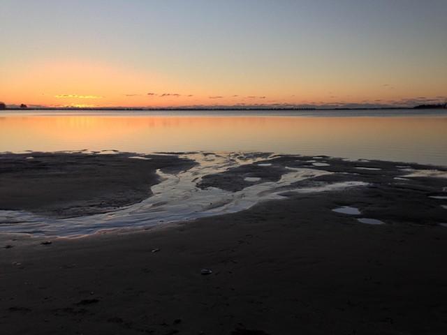 sunrise: December 6, 2012