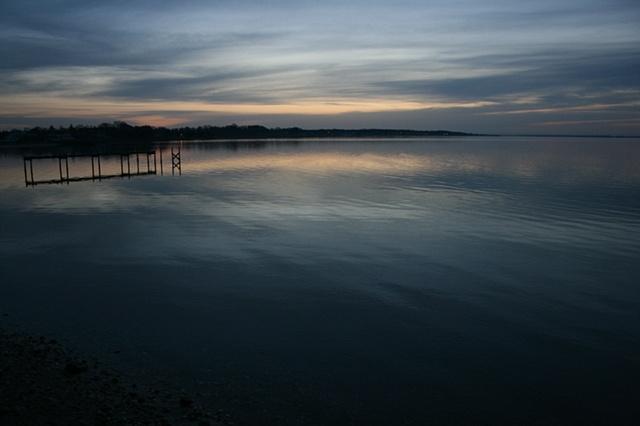 sunrise: April 5, 2010