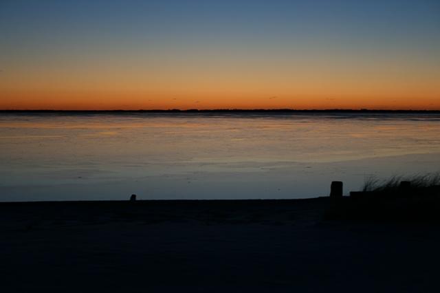 sunrise: December 28, 2010