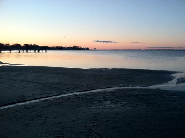 sunrise: March 28, 2013