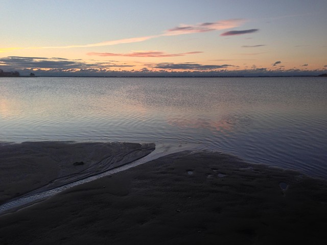 sunrise: November 3, 2012