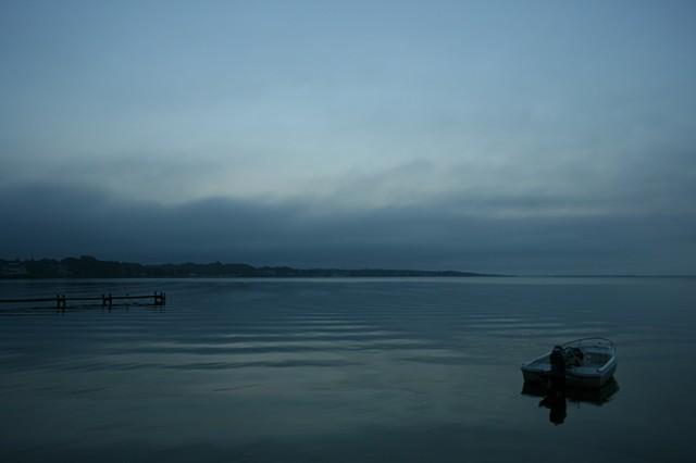 sunrise: August 16, 2012