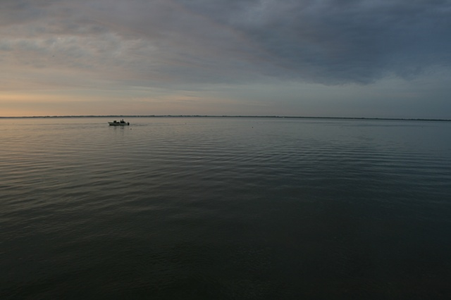 sunrise: August 1, 2010