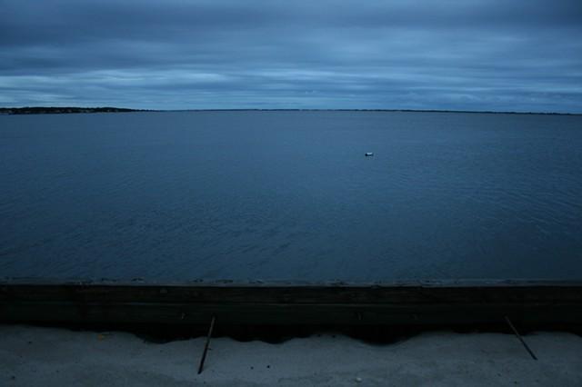 sunrise: September 19, 2012