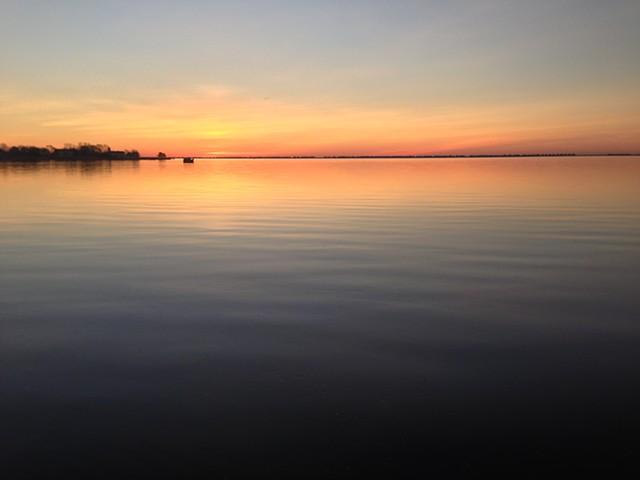 sunrise: January 10, 2013