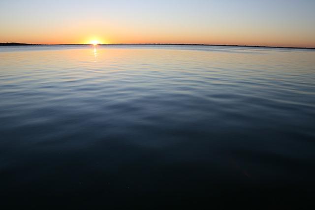 sunrise: October 8, 2010