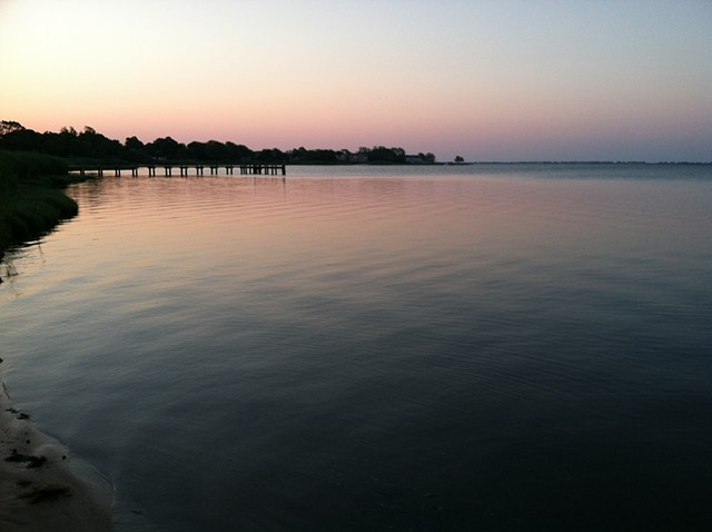 sunrise: June 15, 2013