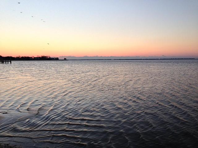 sunrise: February 20, 2013