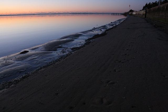 sunrise: January 7, 2010