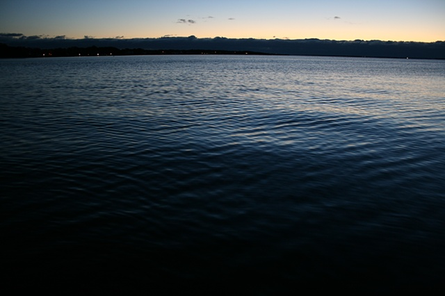 sunrise: November 1, 2010