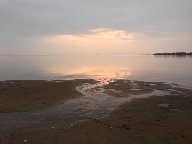 sunrise: December 4, 2012